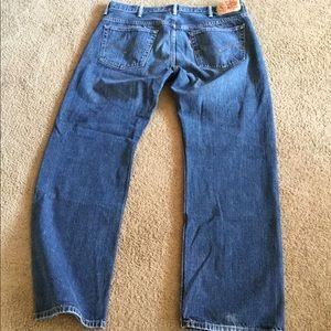 Levi's Jeans - Levi's 569 Jeans